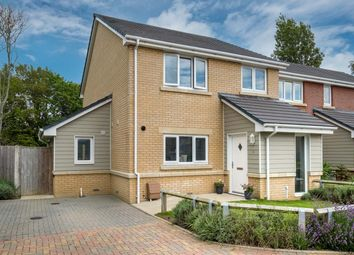 Thumbnail 3 bed semi-detached house for sale in Sycamore Drive, Bembridge