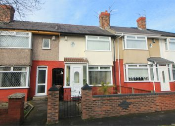 Thumbnail 3 bed terraced house for sale in Hatton Hill Road, Litherland, Merseyside