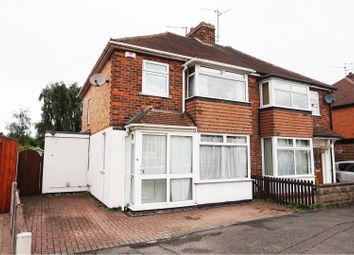 Thumbnail 3 bedroom semi-detached house for sale in Field Lane, Alvaston
