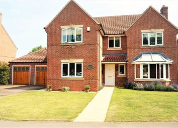 Thumbnail 5 bed detached house for sale in Barnby Road, Newark