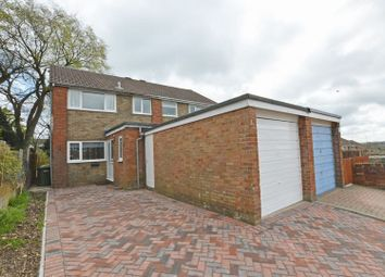 Thumbnail 3 bed semi-detached house to rent in Chestnut Close, Alton