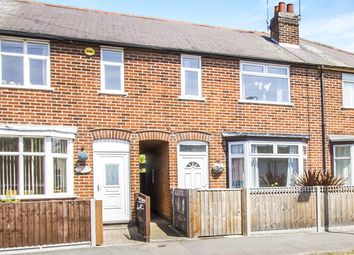 Thumbnail 2 bed terraced house for sale in Limehurst Avenue, Loughborough