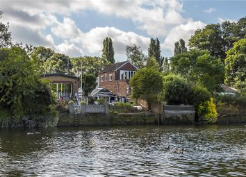 Thumbnail Land for sale in Eel Pie Island, Twickenham
