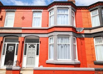 Thumbnail 3 bedroom terraced house for sale in Calthorpe Street, Garston, Liverpool