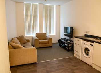 Thumbnail 2 bed flat for sale in Bramble Street, Derby