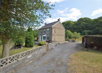 Thumbnail 3 bed country house for sale in Ynys Tre Deg, Upper Cwmtwrch, Swansea