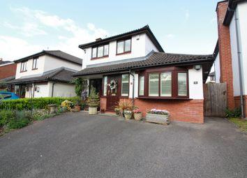 Thumbnail 3 bedroom detached house for sale in Plas Derwen Close, Abergavenny