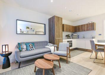 Thumbnail 1 bed flat for sale in Mercer House, Nine Elms