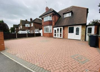 Thumbnail 4 bed detached house for sale in Bescot Road, Walsall, .