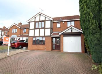 Thumbnail 4 bed detached house for sale in The Maltings, Burton-On-Trent
