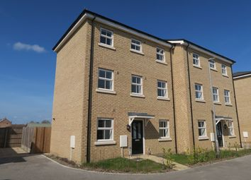 Thumbnail 4 bedroom semi-detached house for sale in Plot 9, Aspinalls Yard, Willingham, Cambs