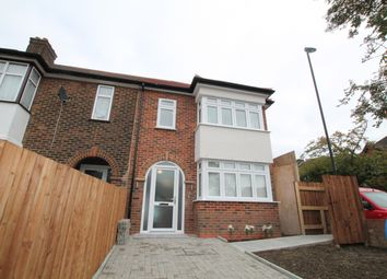 Thumbnail 2 bed semi-detached house to rent in Further Green Road, London