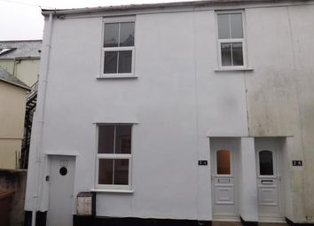 Thumbnail 3 bedroom end terrace house for sale in Dartmouth, Devon