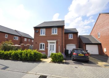 Thumbnail 3 bed detached house to rent in Sundew Court, Stenson Fields, Derby