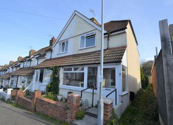 Silvester Road, Bexhill-On-Sea TN40. 2 bed end terrace house for sale