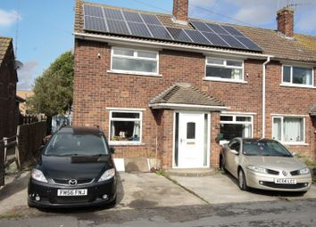 Thumbnail 3 bed terraced house for sale in Southfield Road, Scunthorpe, Lincolnshire