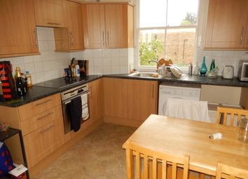 Thumbnail 3 bed flat to rent in Wray Crescent, London