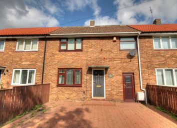 Thumbnail 2 bed terraced house for sale in Crummock Road, Slatyford, Newcastle Upon Tyne