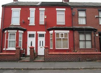 Thumbnail 2 bed town house to rent in Barlow Road, Levenshulme, Manchester