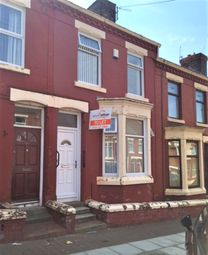 Thumbnail 3 bed terraced house to rent in Garswood Street, Liverpool