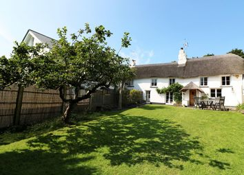 Thumbnail 4 bedroom cottage for sale in Georgeham, Braunton