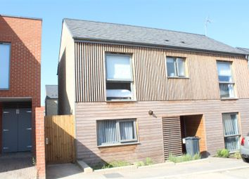 Thumbnail 3 bedroom semi-detached house to rent in Forebay Lane, New Hall