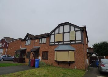 Thumbnail 3 bed town house for sale in Lapwing Court, Halewood, Liverpool, Merseyside