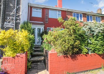 Thumbnail 3 bed terraced house for sale in Denmark Road, Lowestoft