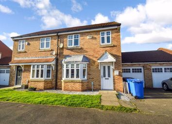 3 bed semi-detached house for sale in Taillar Road, Hedon, East Yorkshire HU12