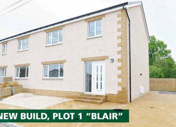 Thumbnail 3 bed property for sale in Logangate Terrace, Logan, Cumnock, East Ayrshire