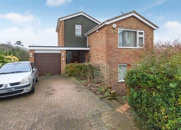 Thumbnail 4 bed detached house for sale in Alexander Drive, Faversham