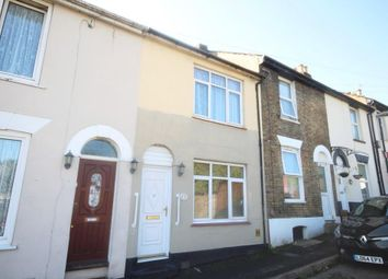 Thumbnail 2 bed terraced house for sale in Cromwell Terrace, Chatham