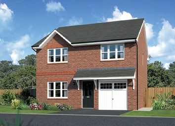 "Thumbnail 4 bedroom detached house for sale in ""Denewood"" At Ffordd Eldon, Sychdyn"
