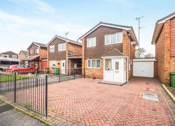 Thumbnail 3 bed link-detached house for sale in Oakridge Drive, Willenhall, West Midlands