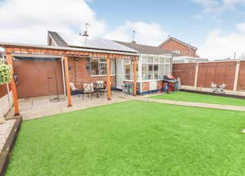 Lyndale Drive, Wednesfield, Wolverhampton WV11. 2 bed semi-detached bungalow for sale