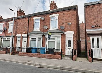 Thumbnail 2 bed end terrace house for sale in Belmont Street, Hull