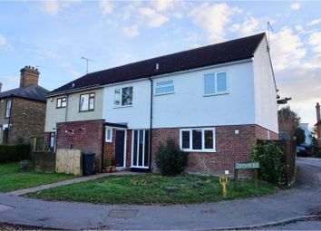 Thumbnail 4 bed semi-detached house for sale in Atherton End, Sawbridgeworth