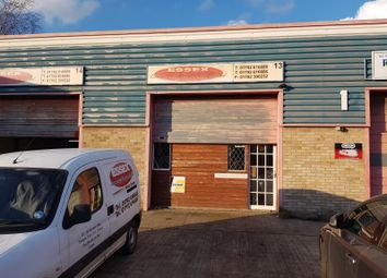 Thumbnail Industrial to let in Unit 13, Farriers Way, Southend-On-Sea