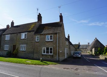 Thumbnail 2 bed semi-detached house to rent in Main Street, Polebrook, Peterborough