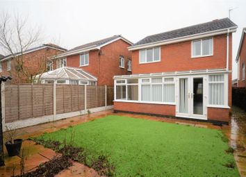 Thumbnail 4 bed detached house for sale in 21 Barnes Drive, Thornton-Cleveleys