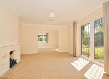 Thumbnail 3 bedroom detached bungalow to rent in Chavey Down Road, Winkfield Row