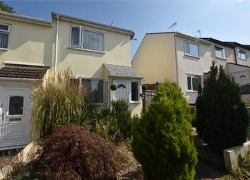 Thumbnail 2 bed end terrace house for sale in Duke Of Cornwall Close, Exmouth, Devon