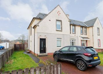 Thumbnail 2 bed flat for sale in O'wood Avenue, Holytown, Motherwell, North Lanarkshire