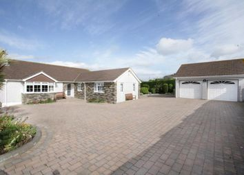 Thumbnail 6 bed detached bungalow for sale in The Heathers, Church Road, Wembury
