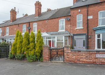 Thumbnail 2 bed terraced house for sale in Raglan Road, Retford