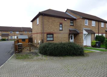 Thumbnail 3 bed end terrace house for sale in Paddock Close, Bradley Stoke, Bristol
