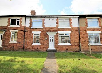 Thumbnail 3 bed terraced house to rent in Burns Park Road, Houghton Le Spring, Houghton Le Spring