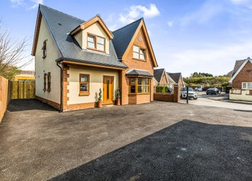 Thumbnail 5 bedroom detached house for sale in Pentre Bach, Gendros, Swansea