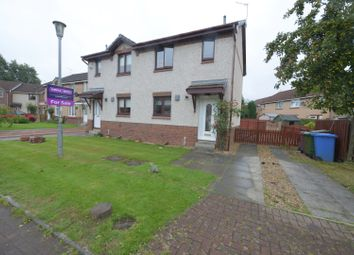 Thumbnail 2 bed semi-detached house for sale in Forties Way, Glasgow