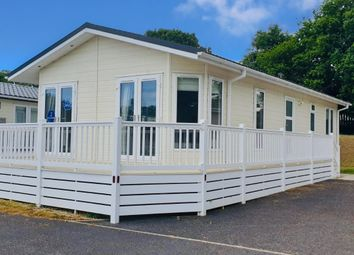 Thumbnail 2 bed lodge for sale in Dawlish Warren, Dawlish, Devon